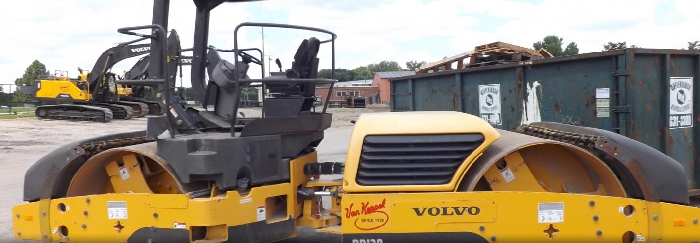 Kansas City VOLVO ROAD DD138HF | Van Keppel Company